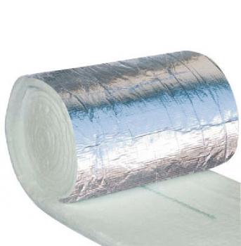 Materassino in fibra biosolubile per alte temperature con - Materassini isolanti ...